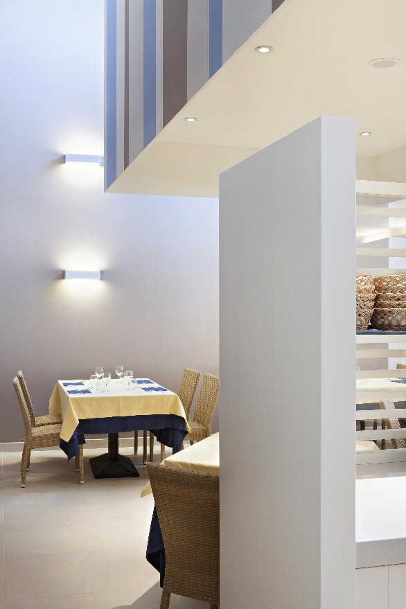FLOS All Light Wall Ceiling Lamps for Restaurants