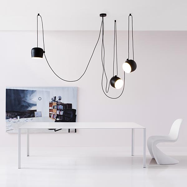 AIM by Ronan and Erwan Bouroullec - Beautiful Pendant Lights