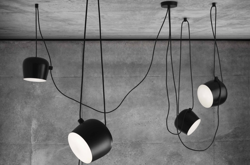 AIM Suspension Lamp by Ronan and Erwan Bouroullec