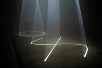 Anthony McCall -  Lighting Installations
