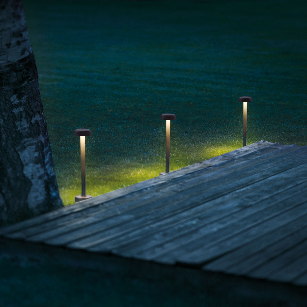 Outdoor lighting reaches new heights with flos flos usa inc aloadofball Choice Image