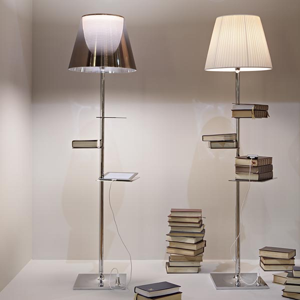 Biblioteque Nationale Floor Lamp by Philippe Starck