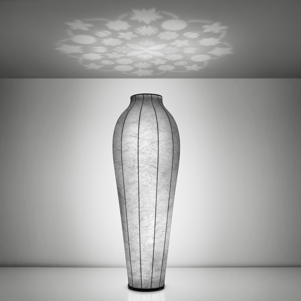 Chrysalis Floor Lamp by Marcel Wanders