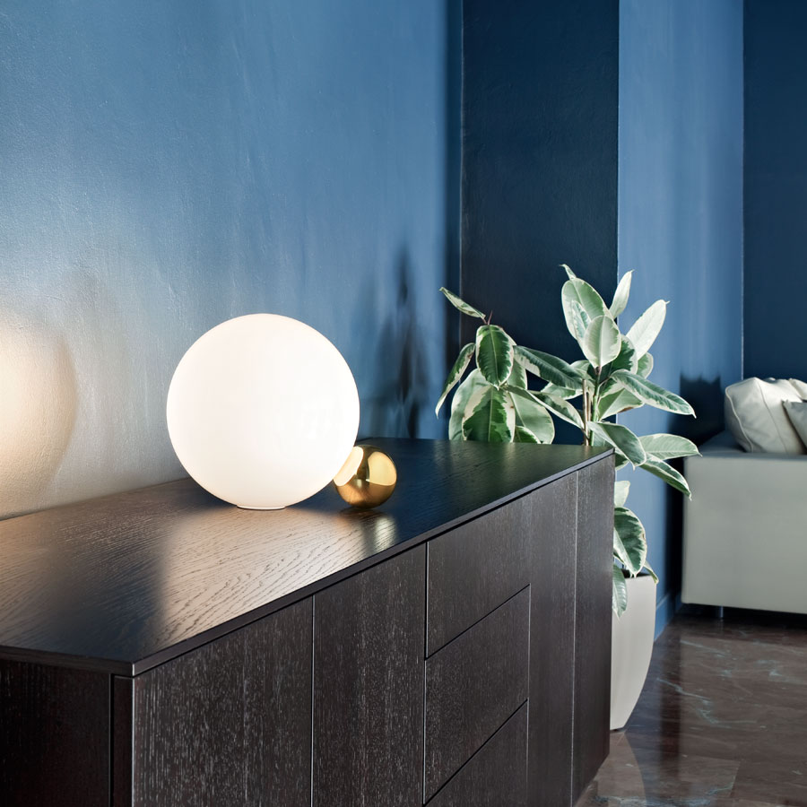 24K Gold Copycat Lamp by Michael Anastassiades