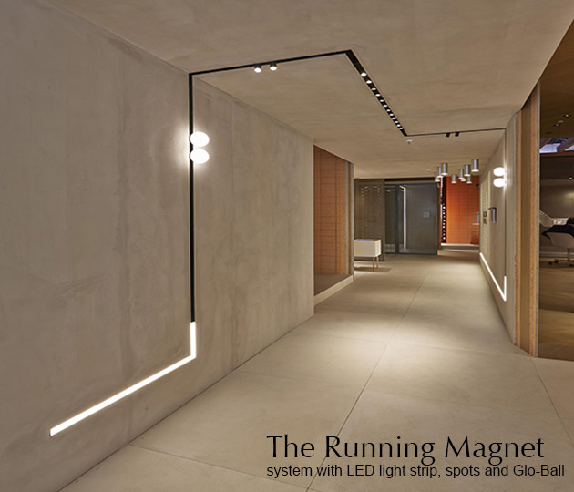 Running Magnet by FLOS Architectural