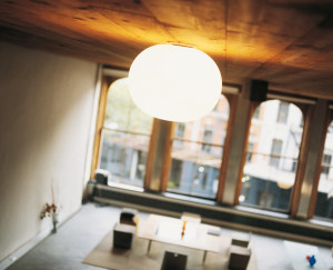 Glo-Ball C Wall and Ceiling Lamp by Jasper Morrison