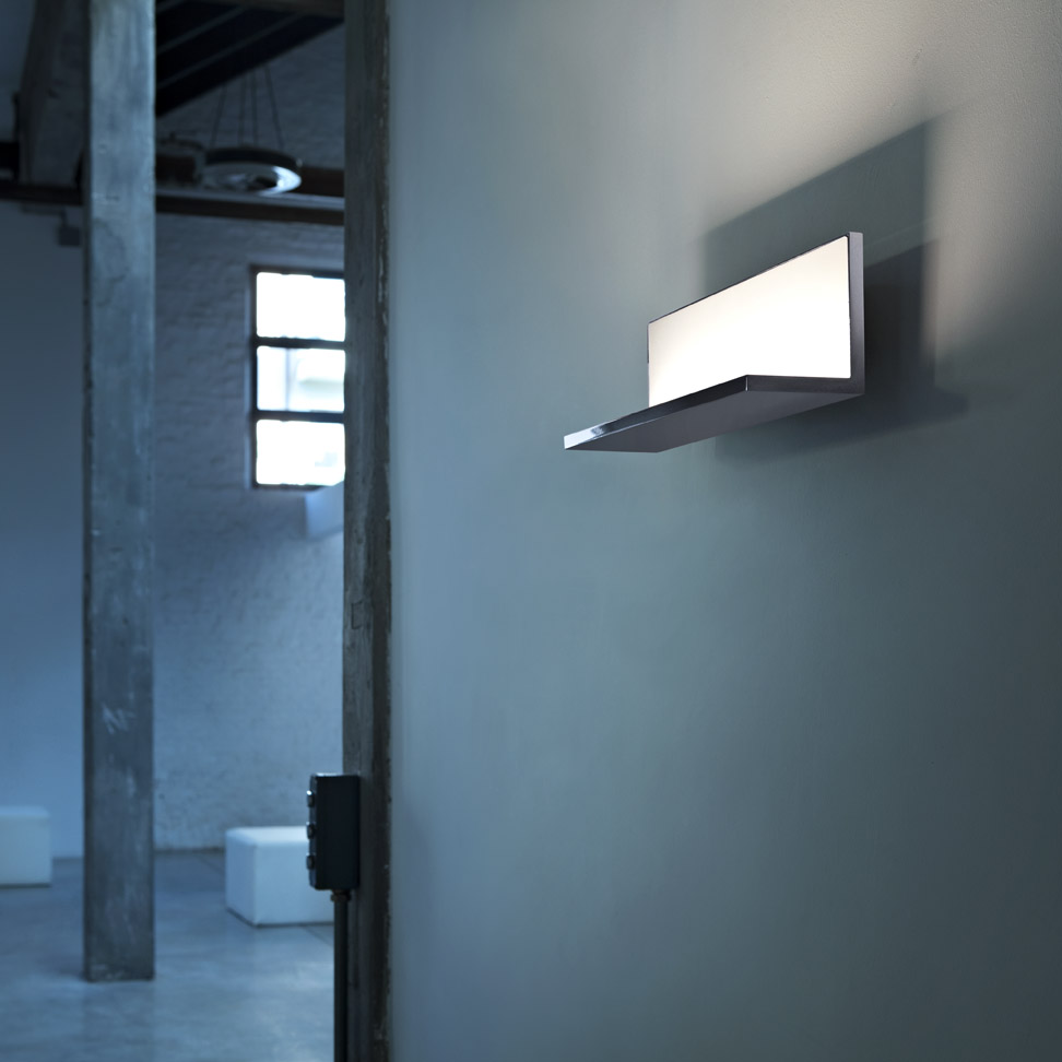 indirect lighting ideas. This LED Wall Lamp, Providing Indirect Light, Is The Perfect Addition To Your Bathroom Space. Innovative Design Of Lamp Allows It Double Up As A Lighting Ideas