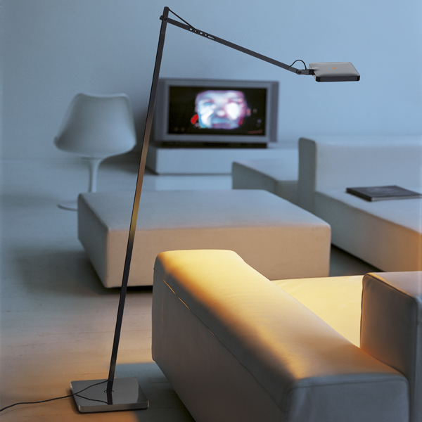 Kelvin LED Modern Floor Lamp