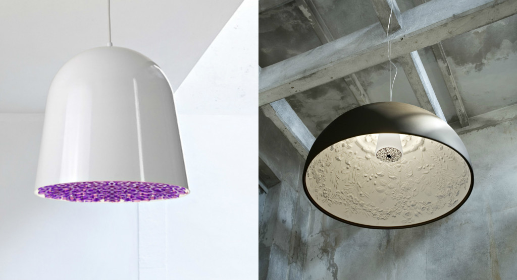 Can Can Pendant Lights and Skygarden S by Marcel Wanders
