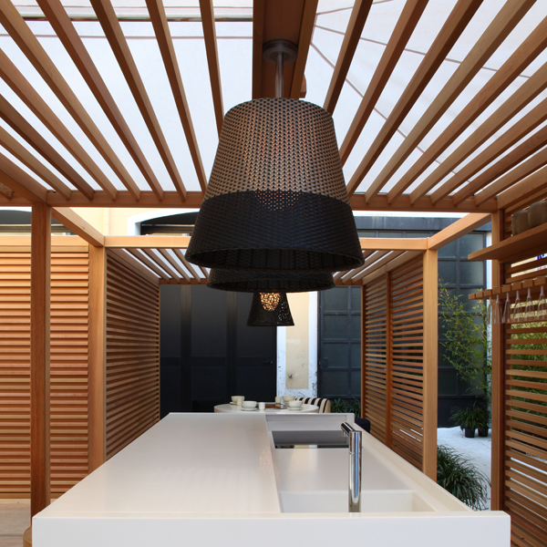 Romeo Outdoor Pendant Lights