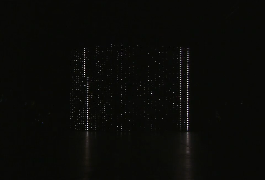 Fashion Week -  Amazing Lights in Fashion Shows