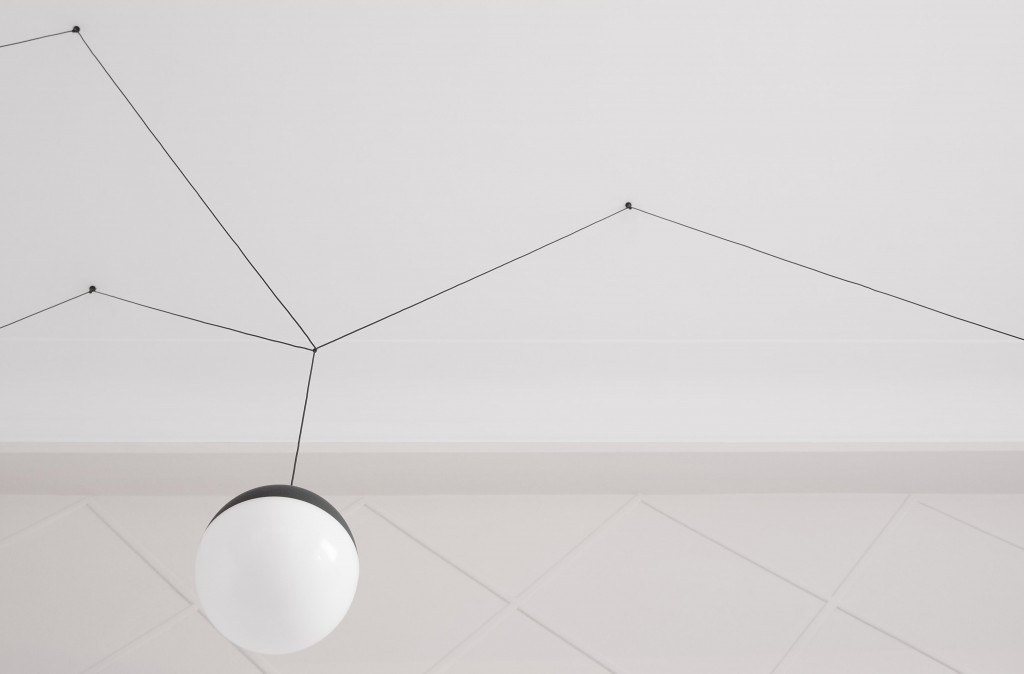 String Lights by Michael Anastassiades - Round Pendant Lights