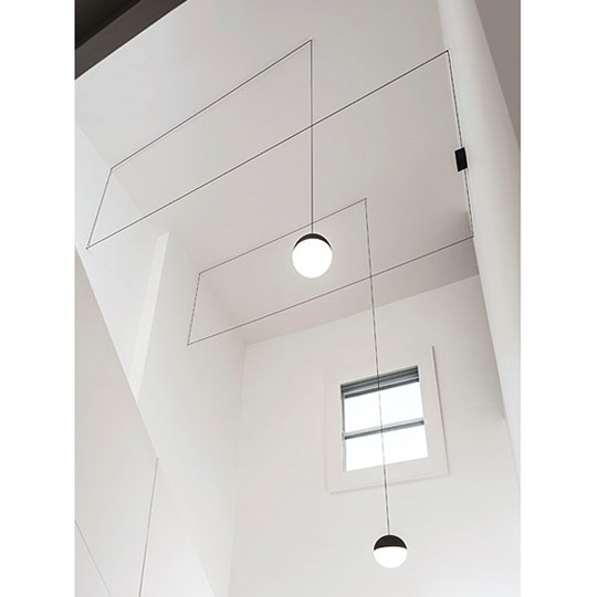 Round String Lights by Michael Anastassiades
