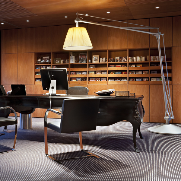 Superarchimoon Floor Lamp by Philippe Starck