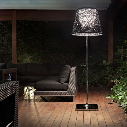 KTribe F3 Outdoor Floor Lamp by Philippe Starck