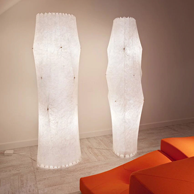 Fantasma Floor Lamp by Tobia Scarpa