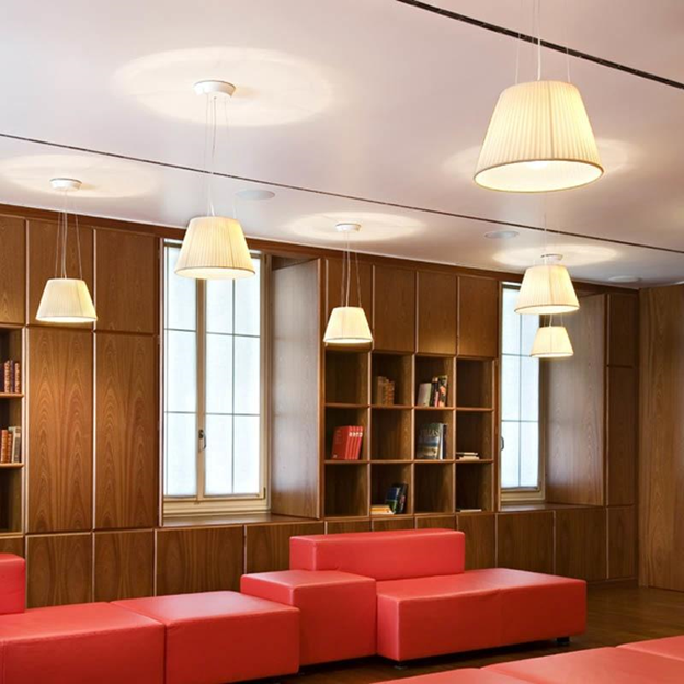 Romeo Soft S Suspension Lamp by Philippe Starck