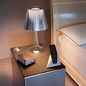 Miss K Beautiful Table Lamp by Philippe Starck