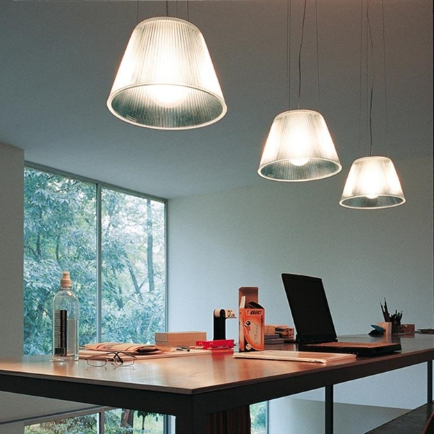 Romeo Moon S Linear Hanging Lights by Philippe Starck