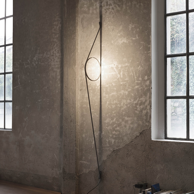 Wirering Wall Lights wall sconces by Formafantasma