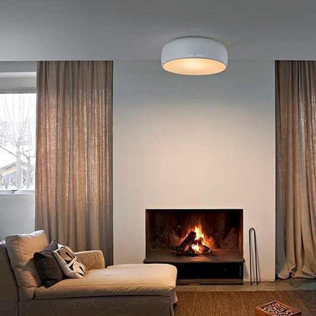 Smithfield C Modern Lamps for Living Room