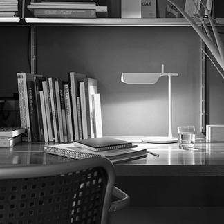 Tab T Table Lamp by Barber and Osgerby