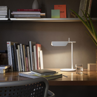 Tab T LED Table Lamp - FLOS Adjustable Lamp
