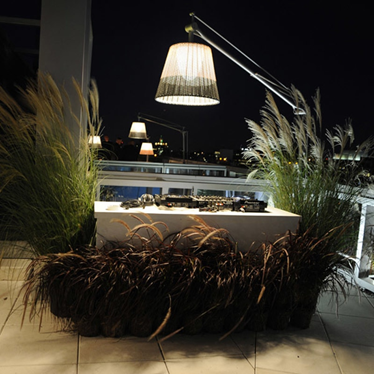 Superarchimoon Outdoor by Philippe Starck - Modern Outdoor Lighting