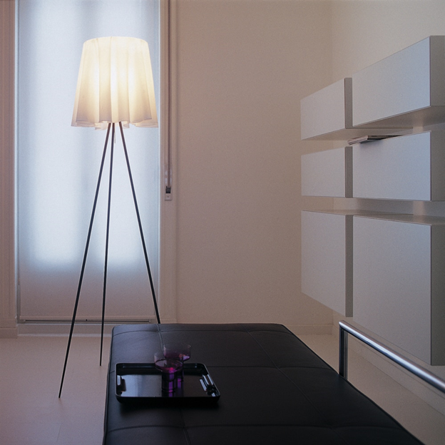 Rosy Angelis Modern Floor Lamp by Philippe Starck