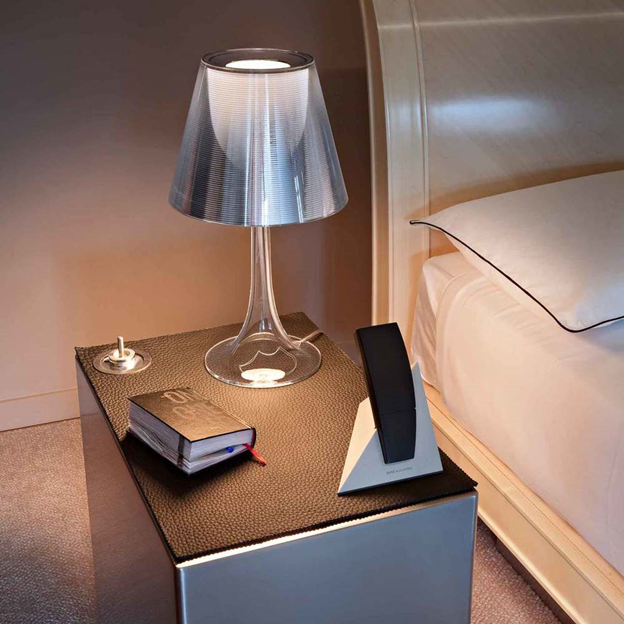 Miss K Modern Bedside Table Lamp by Philippe Starck