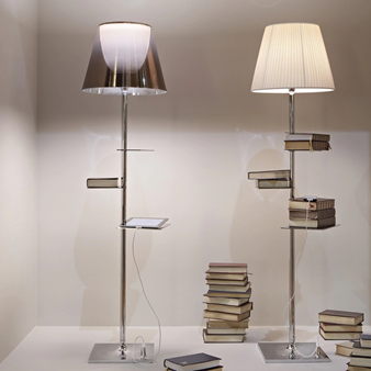 Bibliotheque Nationale Floor Lamp by Philippe Starck